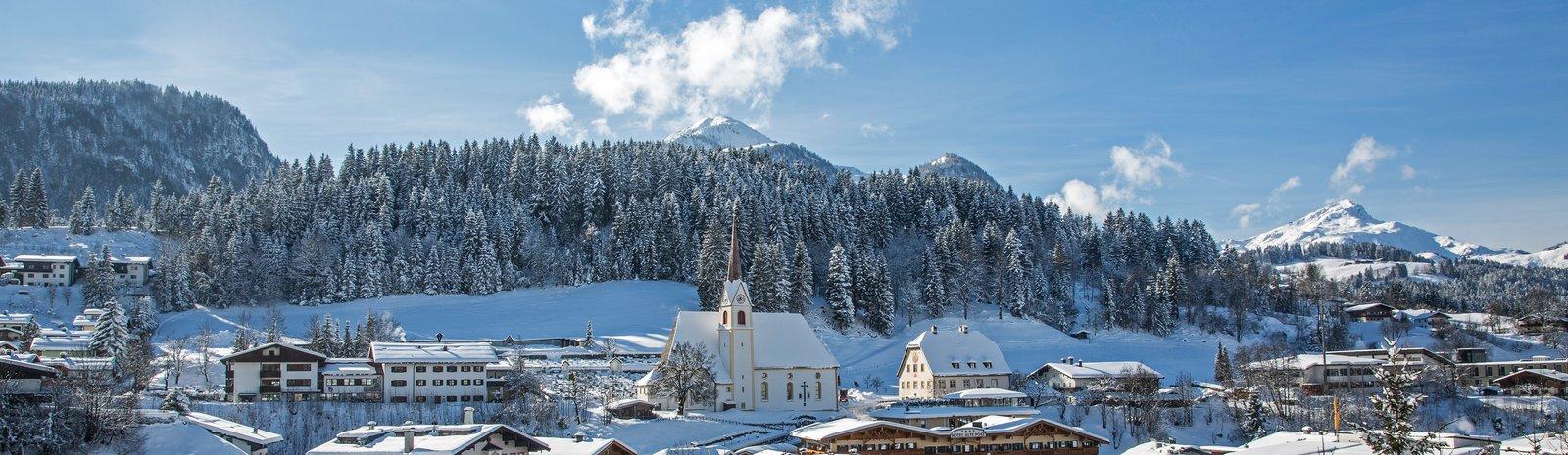 Winter In Fieberbrunn Fieberbrunn Skicircus