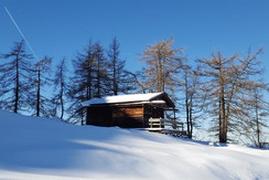 Steinplatte Winter | © Apartment Steinplatte Tirol
