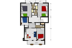 appartement Waidring new 2016